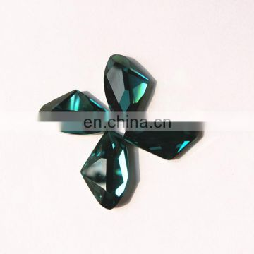 Beautiful color Blue Zircon flat back crystal rhinestones bulk