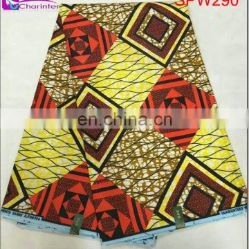 nigerian wax fabric SPW289