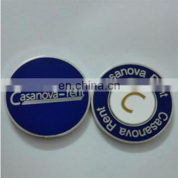 Dongguam made removable magnetic ball marker poker chip