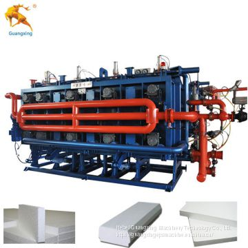 Full Automatic Polystyrene Block Molding Machine