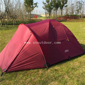 3 person camping tent Outdoor hiking mountaineering tents
