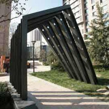 Resist Strong Wind Water Proof Structural Steelwork