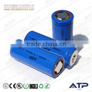 Wholesale best quality and lowest price 26650 li-ion batteries / 26650 battery for solar camping light