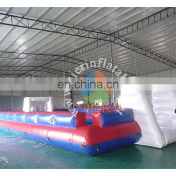 inflatable soccer field for sale,cheap inflatable sport and entertainment game toys for adults