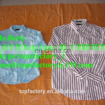 Super quality used polo shirt