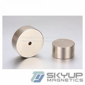 Factory sales strong power permanent neodymium rare earth permanent magnet
