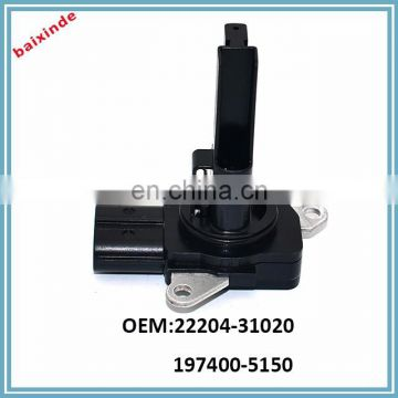 AAA Quality Air Flow meter OEM 2220431020 22204-31020 197400-5150