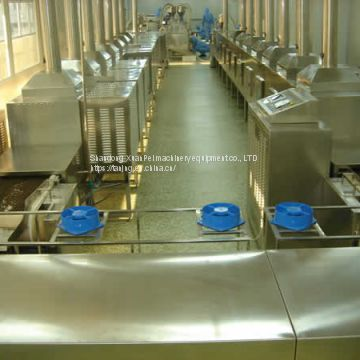 Flower drying equipment