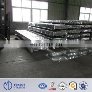 24 gauge galvanized corrugated steel roofing sheet sizes