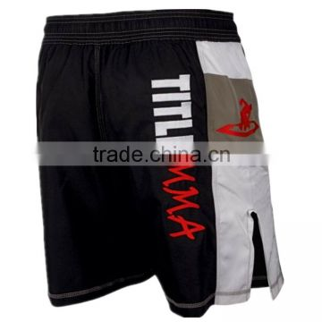 Men's quick dry printing fashion mma shorts boardshours beach shorts and good quality