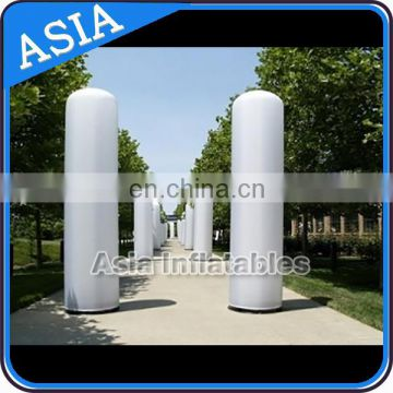 Inflatable Stand Pillar , Inflatable Tube , Advertising Logo Printing Led Inflatable Pillar