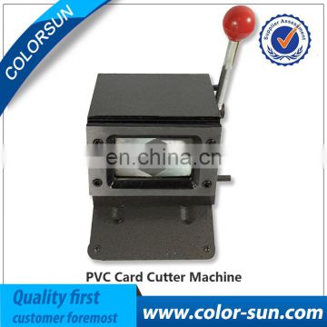 PVC card manual card cutter