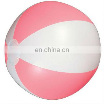 Cheap Price Wholesale Inflatable PVC Beach Ball with Logo Printing