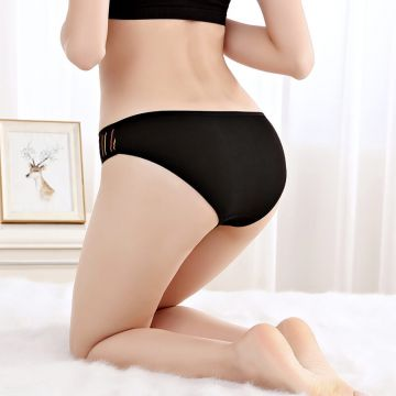 Yun Meng Ni Sexy Underwear Cute Printed Ladys Briefs Breathable Cotton Women's Sexy Panties