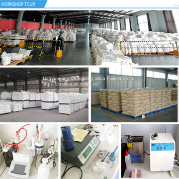 low-expansion fused silica powder fused silica ceramic /crucible material preferential price