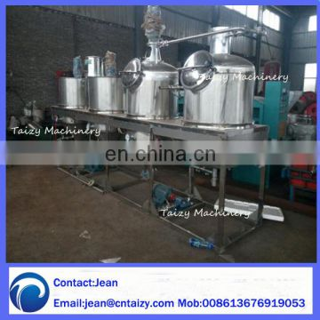 small scale palm oil refining machinery oil refining plant mini soya oil refinery plant