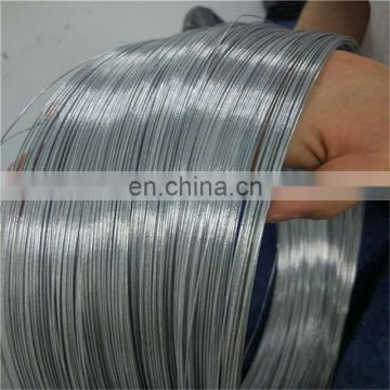 China manufacturers supply gi wire sizes / 18 gauge gi binding wire