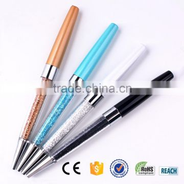 Crystal pen , crystal stylus pen , promotional crystal pen, diamond pen