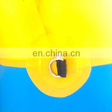 Best Selling Customized Size Durable Cheap inflatable water trampoline for sale, inflatable trampoline on water