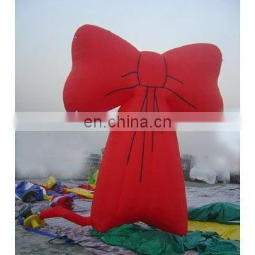 holiday inflatables, inflatable christmas cravat