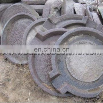 Wholesale price used millstone for farm or garden landscaping deco