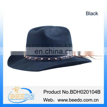 7b506757eb870 Jb mauney cowboy hat for men with 100% wool felt of Wool Felt Fedora Hat  from China Suppliers - 158255972