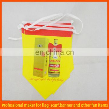 cheap custom bunting design