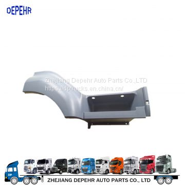 Zhejiang Depehr Heavy Duty European Truck Body Parts Foot Step Renault Truck Foot Board 5010468636 5010468635