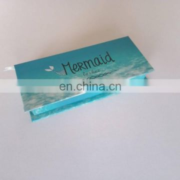 False eyelash packaging eyelash case eyelashes box packing