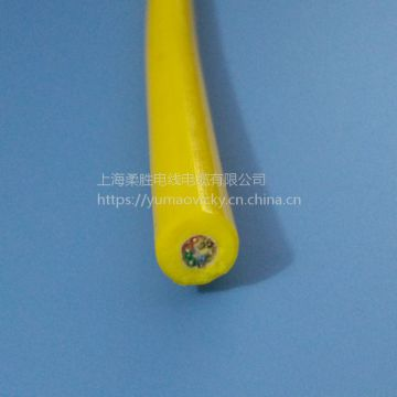 4 Core Electrical Cable Bending Resistance Salvage