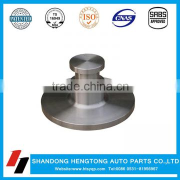Truck and trailer parts welded Kingpin