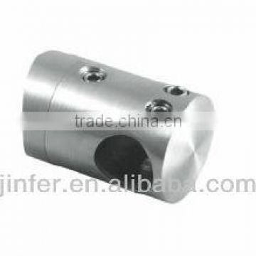 Stainless steel Bar Holder, bar connector, crossbar holder