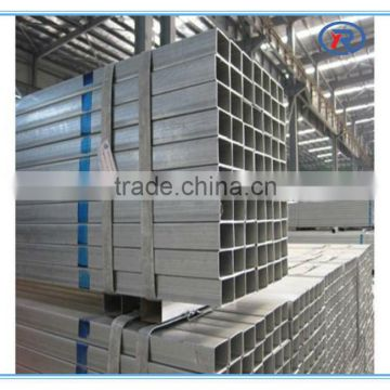 Zinc coated/Galvanized Square/Rectangular Steel Pipe/Hollow Section