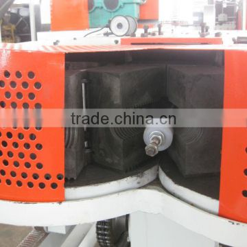 hdpe double wall corrugated drainage pipe machine line