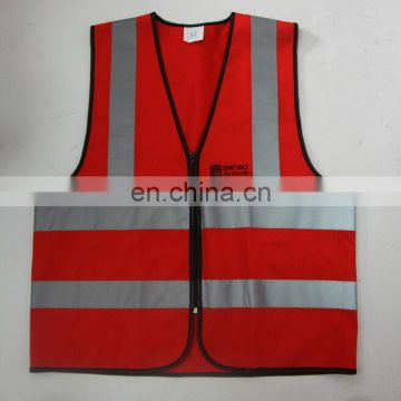 Wholesale customized printing safety vest