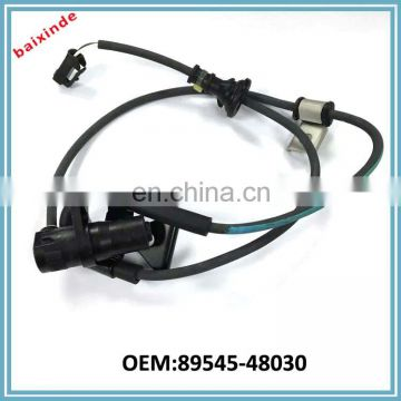 Top Quality With Rear Wheel ABS Sensor fits LEXUS RX330 RX350 RX400H OEM 89545-48030