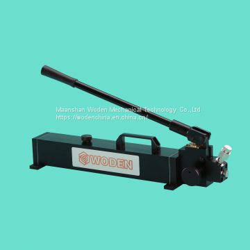 P series hydraulic hand pump,high pressure pump for cylinder,bolt tensioner in wodenchina,16P80