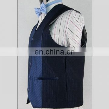 Fashion best selling new style with hat man's waistcoats