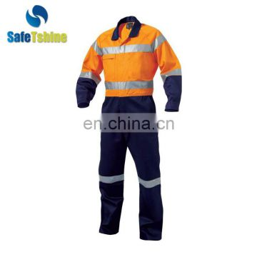 China supplier breathable netural flame retardant work coverall