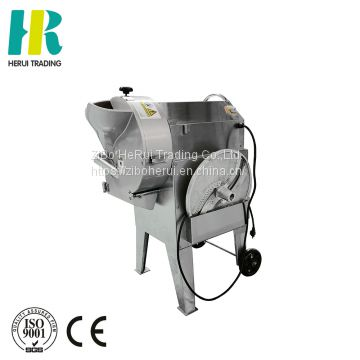 Multi-function vegetable cutter for fruit and potato carrot shredding machine