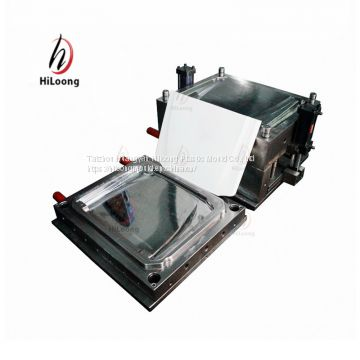 plastic washing machine set mould manufacturing taizhou mould