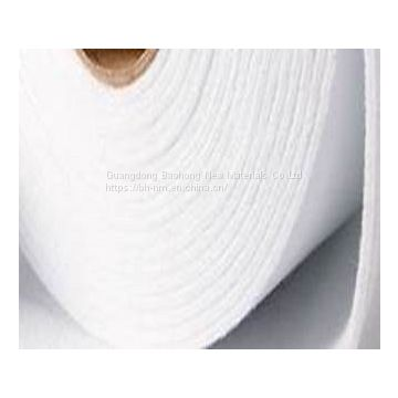polyester(poliéster) nonwoven geotextile white or black