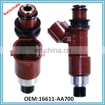 HIgh quality FUEL INJECTOR OEM# 16611AA700 16611-AA700 FOR SUBA RU