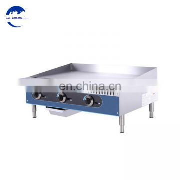 Commercial Free-standing Gas/Electric Griddle with Cabinet/Oven