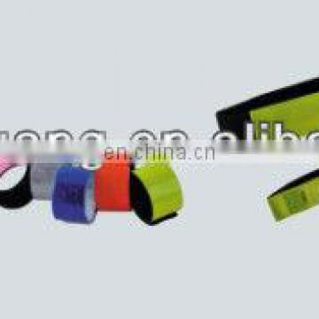 antistatic kids reflective sports Safety LED wrist band