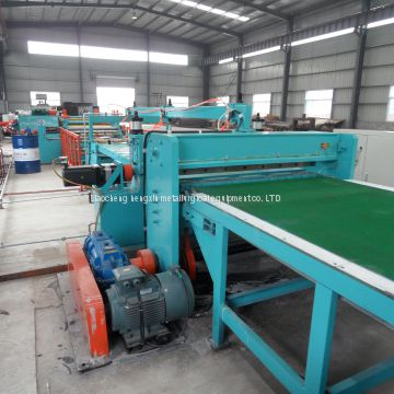 1400Leveling,Cut-to-length Line CNC shearing machine
