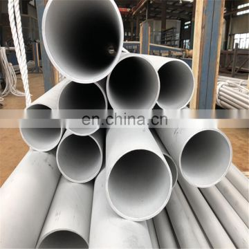 astm a312 Large Diameter 316L Stainless Steel Tube