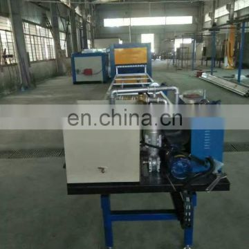 High efficiency Wood grain heat transfer machine for aluminum profile