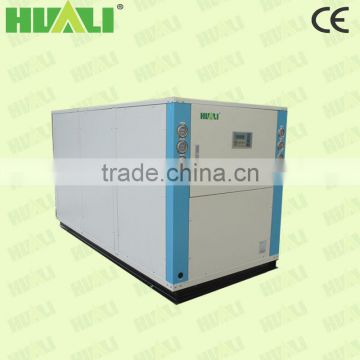 Water cooled industrial chiller water to water chiller