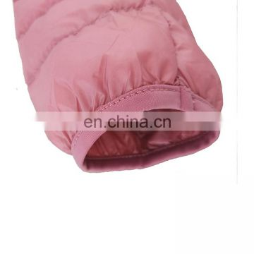Wholesale Factory Price Jacket Ultra Light Women Winter Duck Down Jacket